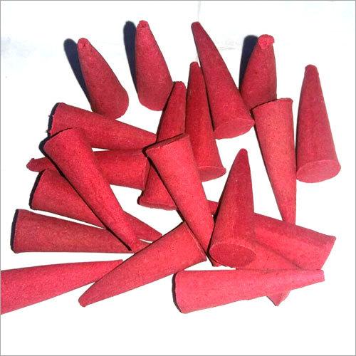 Color Raw Dhoop Cones