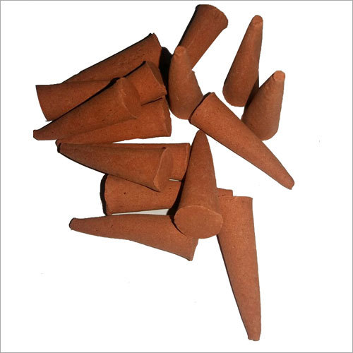 Natural Raw Dhoop Cones