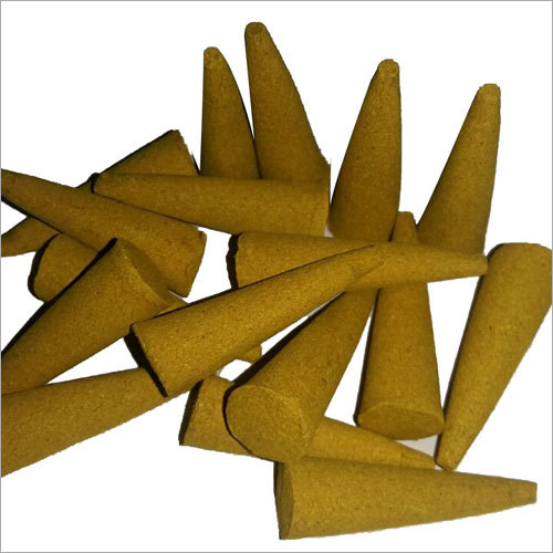 Hand Made Dhoop Cones