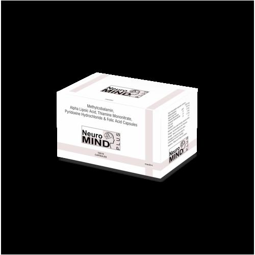 Methylcobalamin, Thiamine Mononitrate, Pyridoxin Hydrochloride & Folic Acid Capsuls