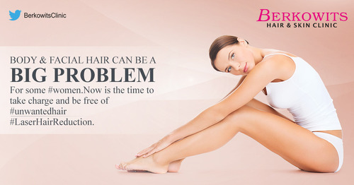 Laser Hair Removal -Forehead & Temples