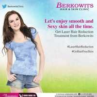 Female Lower Legs Laser Hair Removal