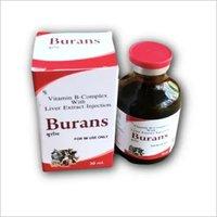 Burans Thiamine hydrochloride Riboflavin Niacinamide Cyanocobalamin