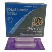 Flo-LB Ofloxacin Lactobacillus Bolus