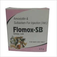 Flomox SB Amoxicillin and Sulbactam For Injection