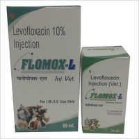 Flomox-L Levofloxacin 10% Injection
