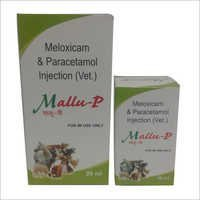 Mallu-P Meloxicam and Paracetamol Injection