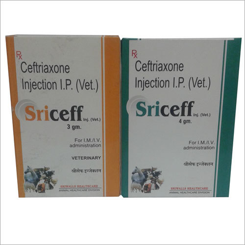 Sriceff Ceftriaxone Injection IP