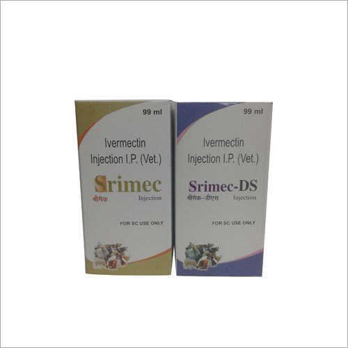 Srimec-DS Ivermectin Injection IP