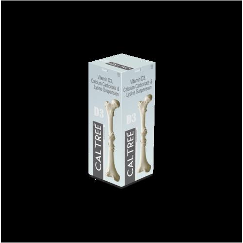 Vitamin D3, Calcium Carbonate & Lysine Suspension