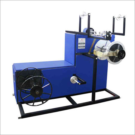 Semi Automatic Rope Coiling Equipment