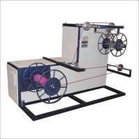 Semi Automatic Rope Coiling Machine