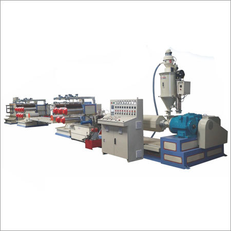PP HDPE Monofilament Extrusion Line