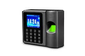 Fingerprint Biometric Access Control System