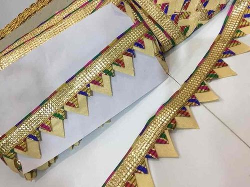 Designer Border Laces