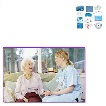 Disposable Drape Kit for Nursing Home