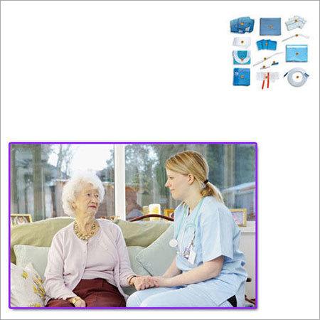 Disposable Drape Kit for Nursing Home