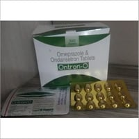 Omeprazole And Ondensatron Tablets