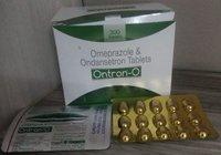 Omeprazole & Ondensatron Tablets