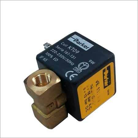 Oil Solenoid Valves