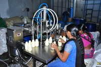 Semi Automatic Liquid Filling Machines