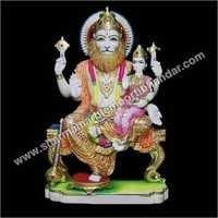Narasimha Avatar Sculpture