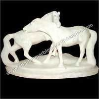 Animal Marble Sculpture