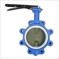 ECTFE Butterfly Valve Coating