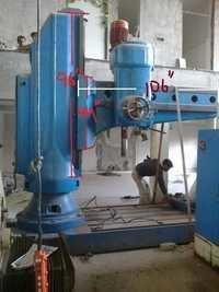 Radial Drill MAS 100 mm