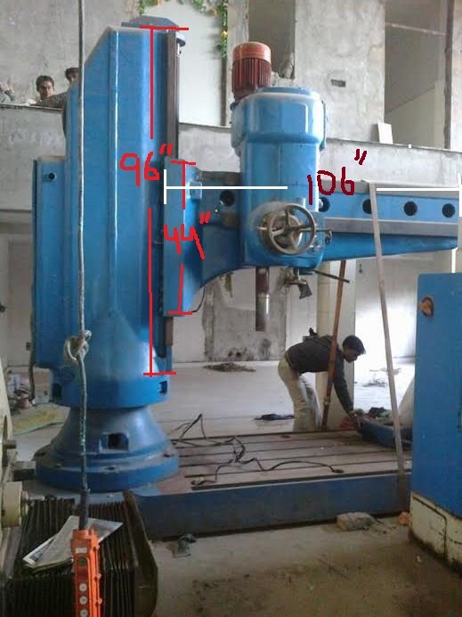 Drilling Machine,Used Drilling Machine,Industrial Drilling