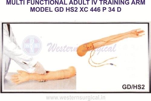 Multi Functional I.V. Training Arm