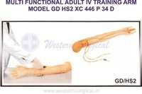 Multi functional I.V Training Arm