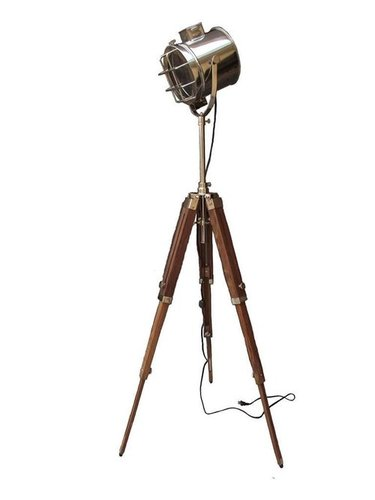 Designer Marine Tripod Floor Lamps Searchlight Vintage Floor Spot Spot Light