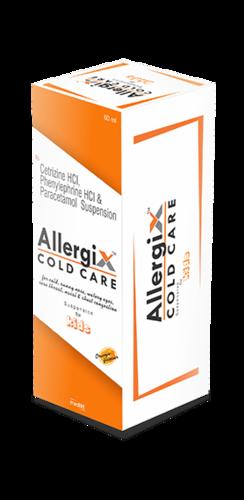 Cetirizin HCL,Phenylephrin HCL & Paracetamol Suspension