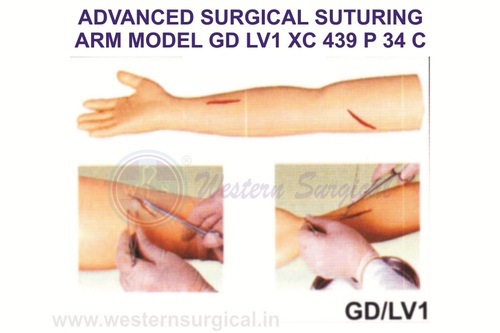 Advanced Surgical Suture Arm