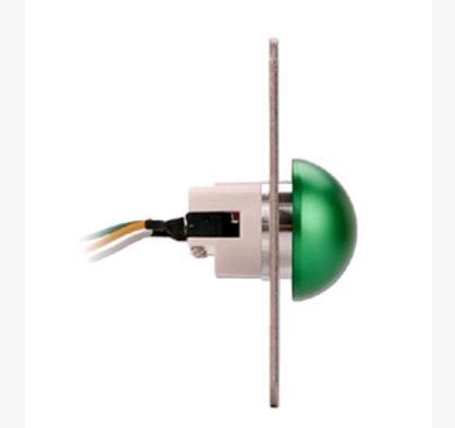 Mushroom Green Push Buttons