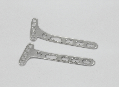 Bone Plates for 2.7/3.5MM Screws