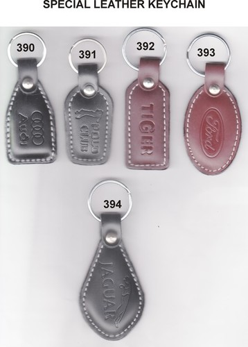 Special Leather Keychains