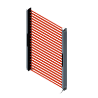 Ultra Slim Light Curtain