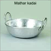 Aluminium Mathar Kadai