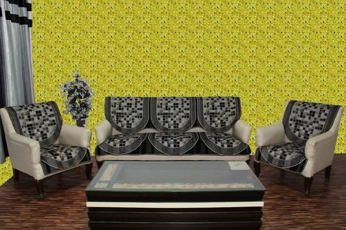 Chenille Sofa Panel Destiny