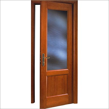 Half Glass Office Door