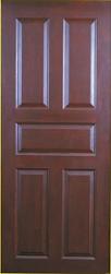 5 Panel Door