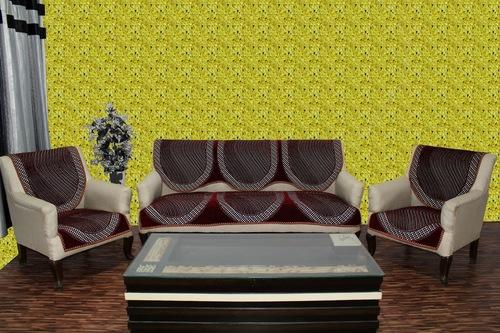 Chenille Sofa Panel Activa