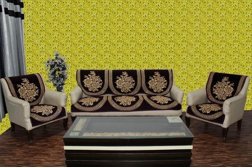 Chenille Sofa Panel Ch Reversible