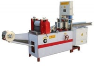 Automatic Color Paper Napkin Folding Machine
