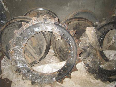 Excavator Sprocket