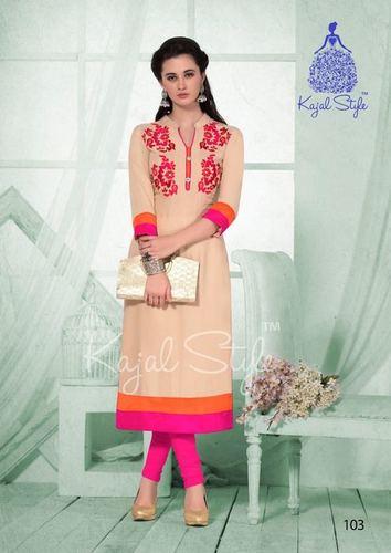 Stitched Kurtis Catalog Gujarat