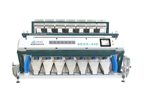 Green Mung Bean Colour Sorter