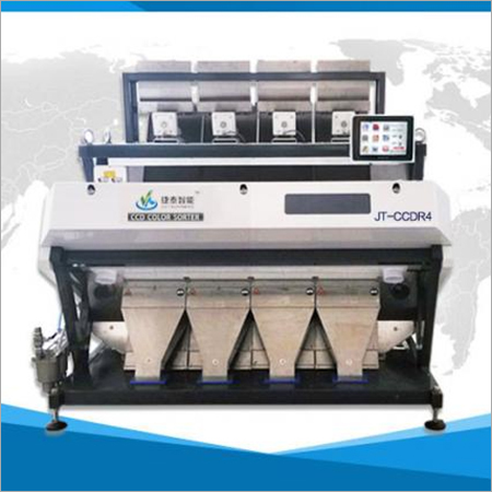 PET HDPE Plastic Sorting Machine
